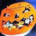 The Halloween Activity Book